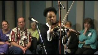 Regina Carter - N'teri, Live at KPLU