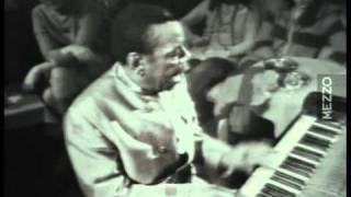 Joe Turner - Champion Jack Dupree - French TV 60s