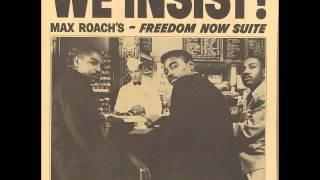 Max Roach - Triptych (Prayer, Protest, Peace)
