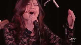 "Irma Seleman, ""The Price"" - live at Berklee College of Music"