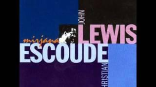 John Lewis with Christian Escoude - Travelin' (1978)
