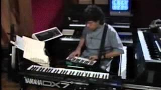 Piano lesson - Chick Corea - Keyboard Workshop (Full HD)