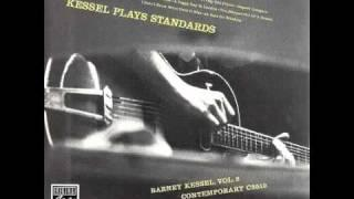 Barney Kessel Barney's Blues Kessel Plays Standards 1954