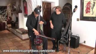 Legendary Bass Duo - Stanley Clarke and Bunny Brunel on the BB EUB