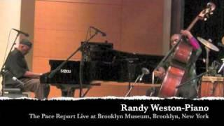 Jazz Music - Randy Weston Interview with Brian Pace