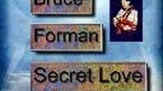 Bruce Forman - Secret Love - audio only