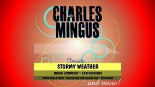Charles Mingus - The spur of the moment/Echonitus