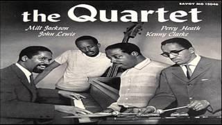 Milt Jackson - The Quartet 1951 ~ Between The Devil And The Deep Blue Sea