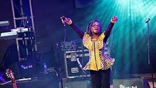 Asa Performing Live at Calabar International Jazz Festival 2013