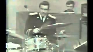 Steve Gadd: Cissy Strut (U.S. Army Band, around 1970)