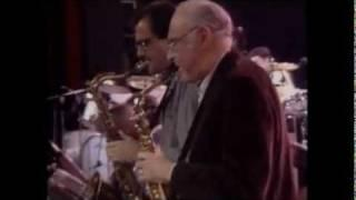 Michael Brecker with the Louie Bellson Big Band