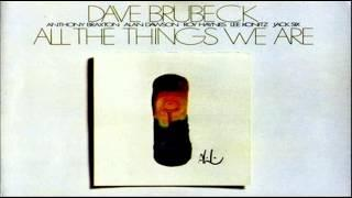 Dave Brubeck Quintet 1974 ~ All The Things You Are