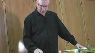 Gary Burton Demonstrates The Burton Grip