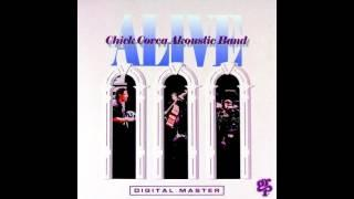 Chick Corea Akoustic Band - Alive (full album)