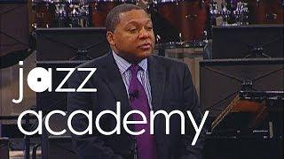 "Part 1: Wynton Marsalis' ""Teaching Music in the 21st Century"""