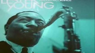 Lester Young Trio 1942 ~ (Back Home Again In) Indiana