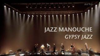 Gypsy Guitar Masters&Richard Galliano 2006 - Full Concert (arte)
