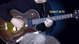 Jim Hall Phrase #2 | Jazz Guitar Lesson