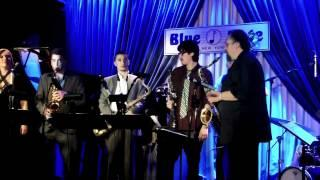 Berklee Global Jazz Institute ft Joe Lovano at the Blue Note