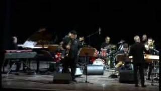 Salerno Jazz Orchestra&Randy Brecker Free Fall