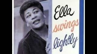 Ella Fitzgerald - If I Were a Bell  1958