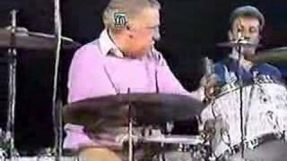 Buddy Rich drum solo, pt 1