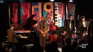 Berklee Global Jazz Ambassadors at Monterey Jazz Festival