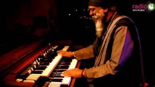 Lonnie Smith live at Radio 6