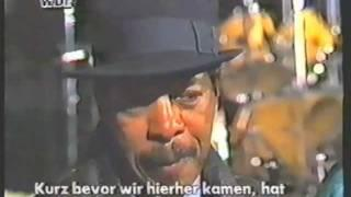 Ornette Coleman Prime Time, Stadtgarten Cologne 1987 Part 3