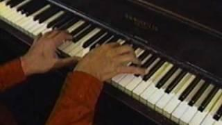 Bebop Piano Legend Walter Bishop, Jr. Explains His Theory of Fourths