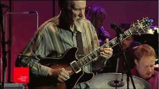 "John Scofield Plays Ray Charles, ""You Don't Know Me"", at Berklee"