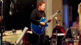 Deirdre Cartwright and Kathy Dyson at Wakefield Jazz