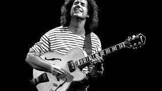 Pat Metheny phrase #2 | tapping technique