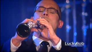 """Concerto for Clarinet """"Artie Shaw"""" Lucky Bob Jazz Orchestra"""