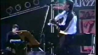 Billy Bang Quartet Leverkussen 1993