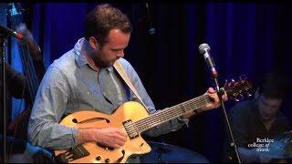 "The Matt Stevens Quintet, ""Sunday""- The Checkout- live at Berklee"