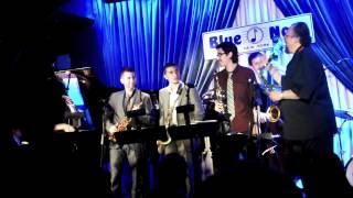 Berklee Global Jazz Institute ft Joe Lovano - Blue Note