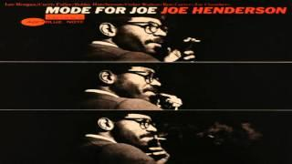Joe Henderson - Black