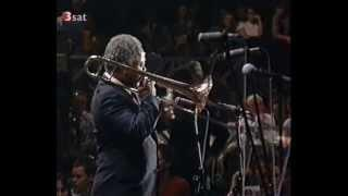 Dizzy Gillespie&Friends - And Then She Stopped - ZDF Jazz Club 1988
