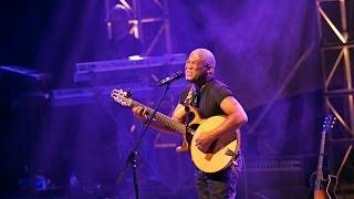 Jonathan butler's awesome performance at Calabar  international Jazz Festival 2013