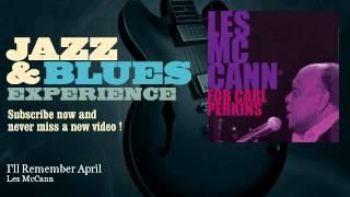 Les McCann - I'll Remember April