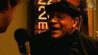 Interview with Al Jarreau - The Hague - The Netherlands