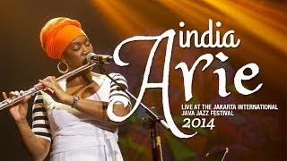 India Arie Live at Java Jazz Festival 2014