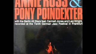 Annie Ross&Pony Poindexter - All Blues