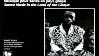 Central Africa - Sanza Music in the Land of Gbaya