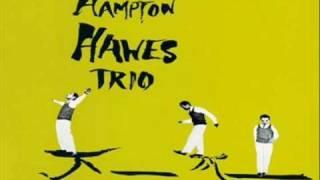 Hampton Hawes Trio 1955 ~ All The Things You Are