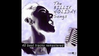 Billie Holiday - I cried for you