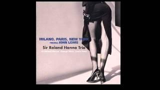 Sir Roland Hanna Trio - Portrait Of John Lewis