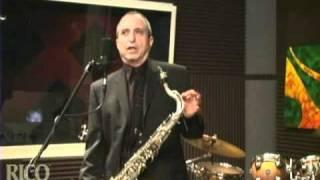 George Garzone on Articulating with 8th Notes