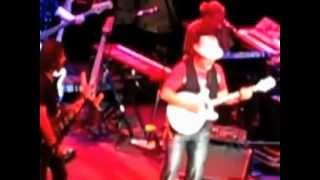 Guitar Solo Artist Frank Gambale plays with Dweezil Zappa